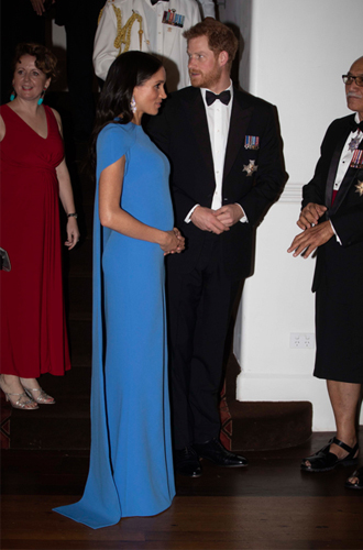 Фото №11 - Стильная беременность Меган Маркл: главные модные предпочтения герцогини