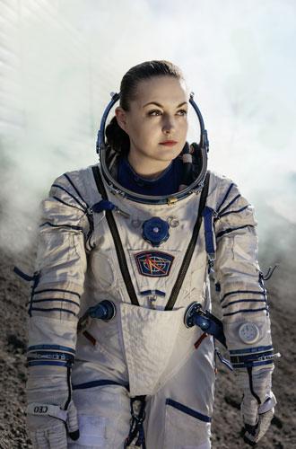 Фото №5 - Елена Серова: «Однажды я позвонила дочери из космоса во время урока»