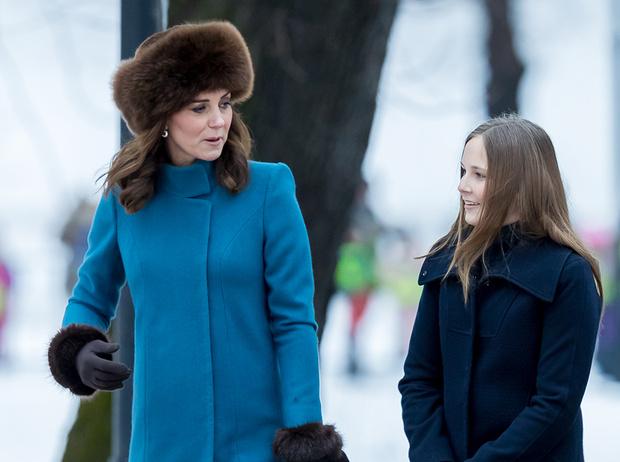 Фото №67 - Принцесса Ингрид Александра, наследница трона Норвегии: история в фотографиях