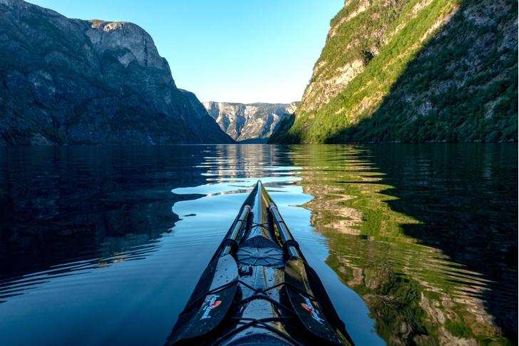 Фото №1 - Один кадр: Норвегия