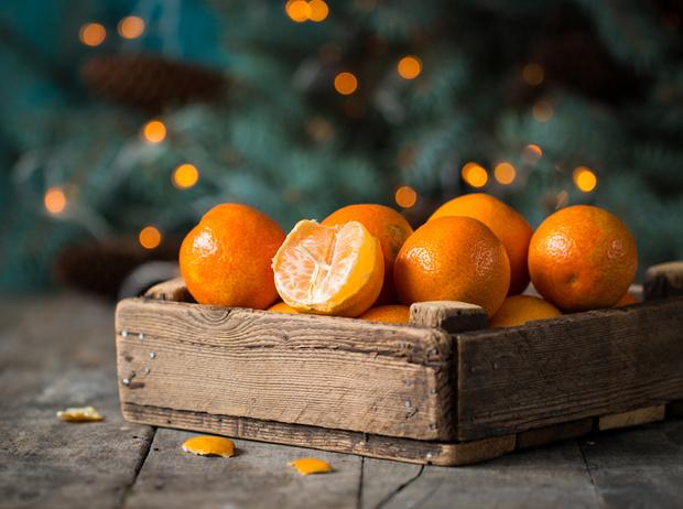 Фото №1 - Фото-гид по мандаринам: какие сладкие, какие нет, как выбирать и хранить (плюс три рецепта)