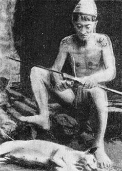 Фото №4 - Пунаны — люди из легенды
