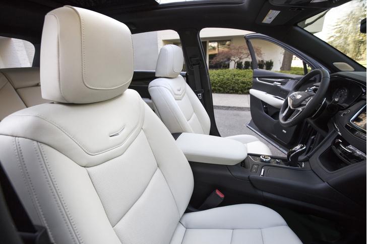 Фото №4 - Cadillac XT5 хорошеет на глазах