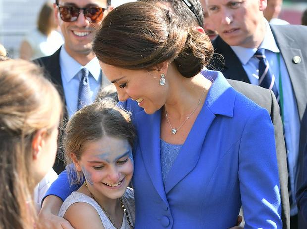Фото №6 - Немецкие СМИ признали Кейт Миддлтон второй принцессой Дианой