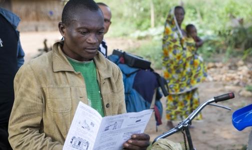 Фото №1 - ВОЗ: Мы знаем далеко не обо всех случаях заражения лихорадкой Эбола