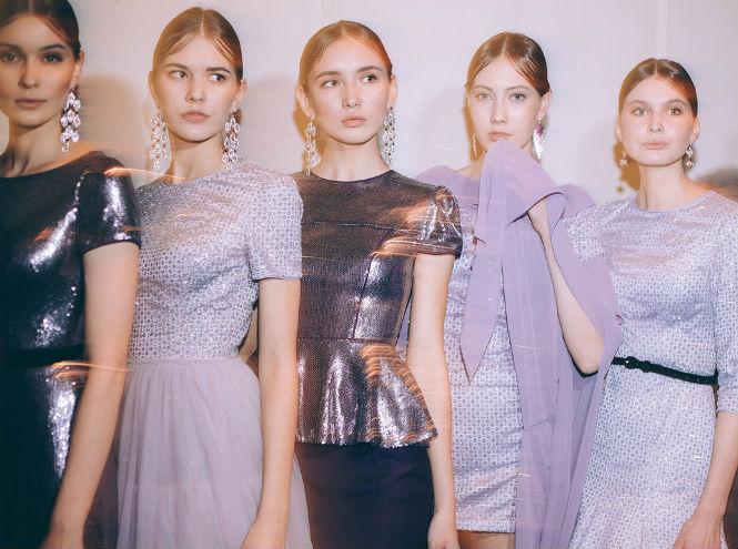 Фото №18 - Второй день Mercedes-Benz Fashion Week Russia 2017