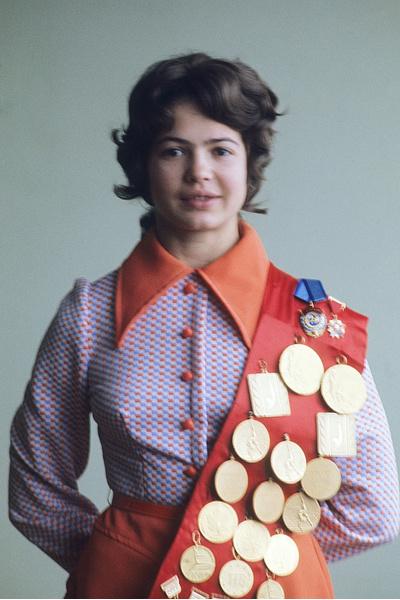 Фото №9 - Петля на собственной шее: как великая советская гимнастка Ольга Корбут отреклась от тренера, страны и своих олимпийских побед