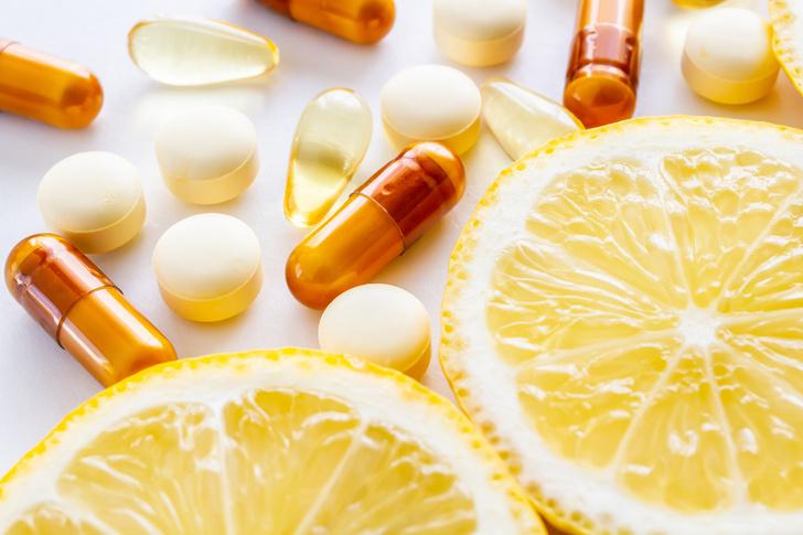 Нужен ли больным COVID-19 витамин С