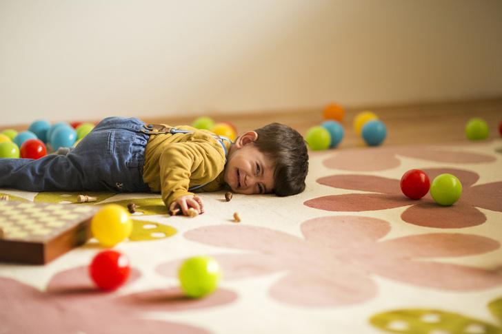 Фото №3 - Как справиться с детской истерикой: 10 советов психологов