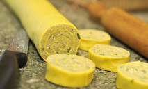 Рулетики из картофеля «Алу Патра»