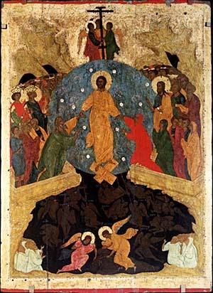 Фото №1 - Христос Воскресе!