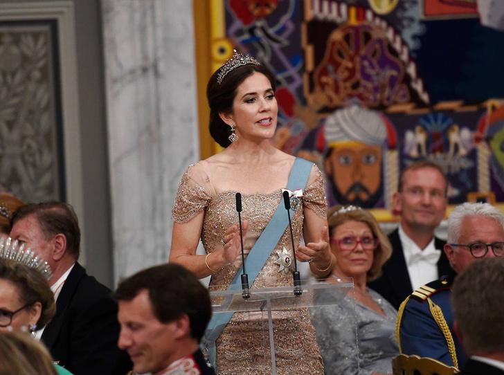 Фото №4 - Привычка жениться: кронпринц Фредерик и принцесса Мэри снова отправятся под венец