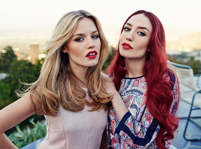 Фото №7 - Две половинки: самые успешные сестры и братья модного мира