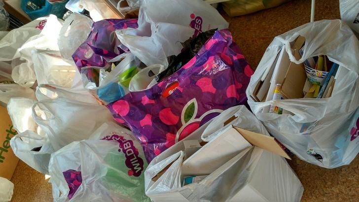 Некоторые виды пластика сдать в переработку в Челябинске нельзя