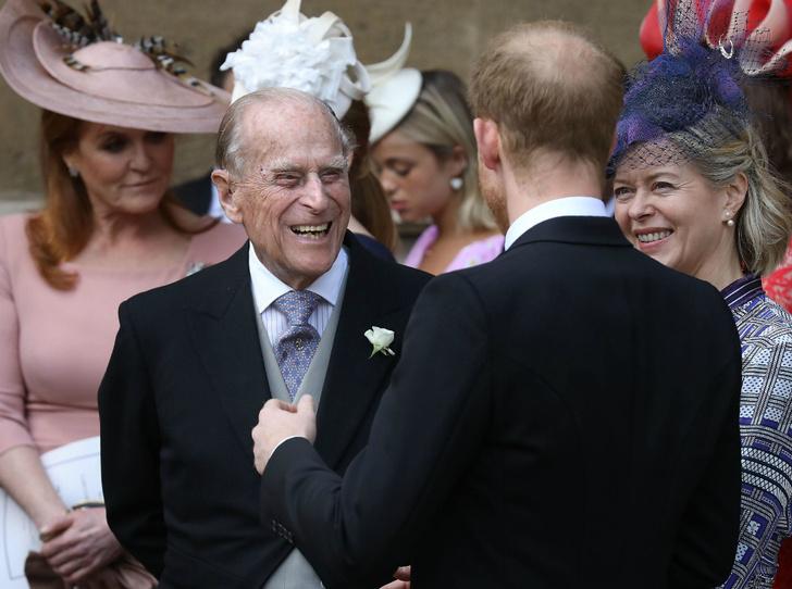 Фото №3 - Как свадьба Леди Габриэллы сплотила королевскую семью Виндзор