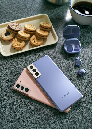 Фото №2 - 6 причин выбрать смартфон серии Samsung Galaxy S21