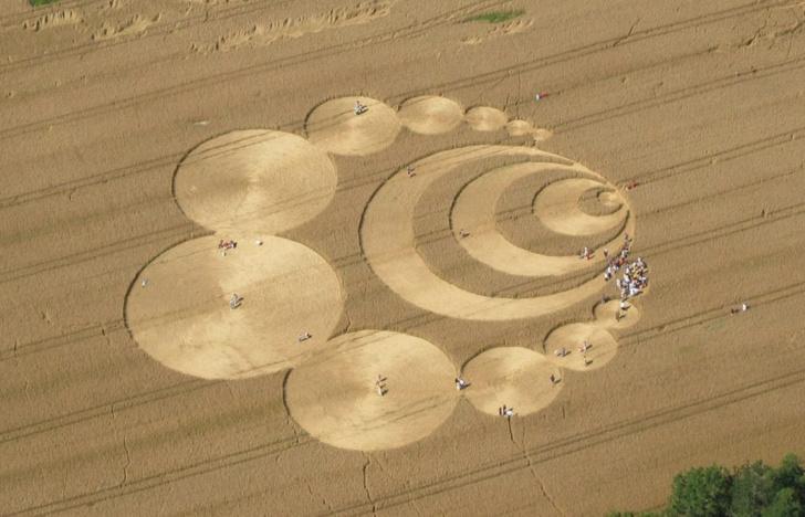 Фото №1 - Истина где-то рядом: 5 случаев «инопланетного» контакта и их разумное объяснение