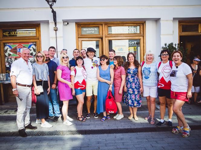 Фото №3 - Финал проекта StarHit «В отпуск с Андреем Малаховым»