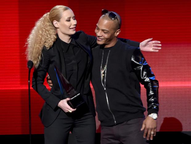 Фото №2 - Лучшие моменты церемонии American Music Awards 2014