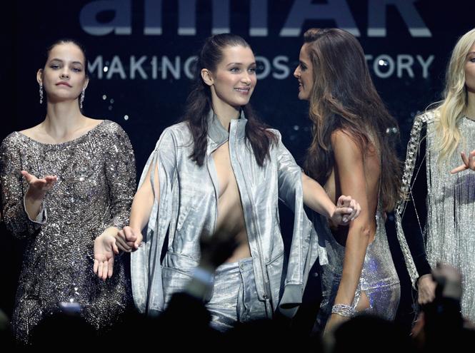 Фото №23 - amfAR 2016: искрометное шоу с топ-моделями и девушки с молотка