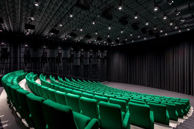 Фото №7 - Музей Академии киноискусств по проекту Ренцо Пиано