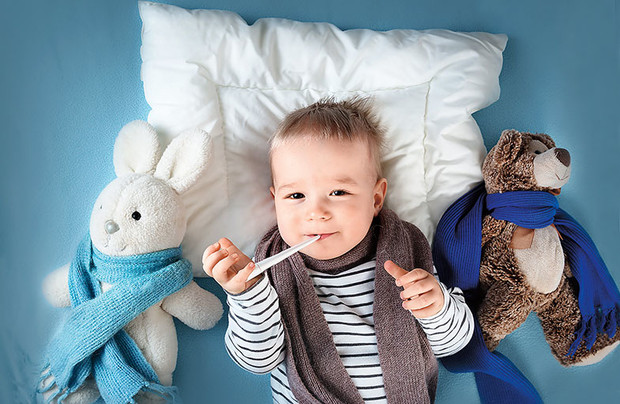 Фото №1 - 4 причины, почему ребенок часто болеет