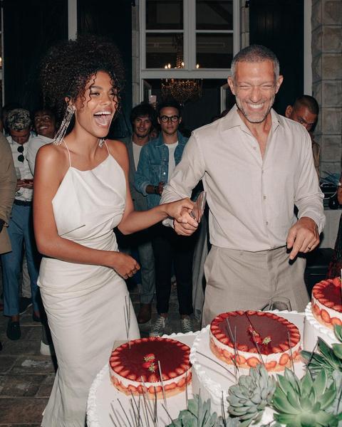 Фото №2 - 21 самая громкая свадьба XXI века