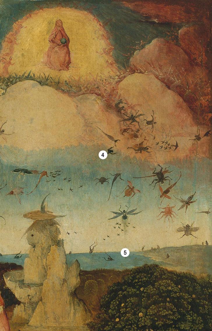 Фото №5 - Причины и последствия: обличение смертных грехов на картине Иеронима Босха