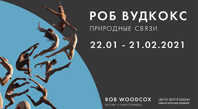 Человеческая геометрия: выставка Роба Вудкокса «Природные связи»