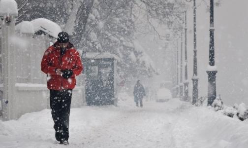 Фото №1 - От холода в Петербурге на прошлой неделе пострадали бездомные