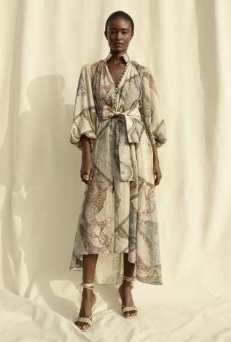 Фото №4 - Дух декаданса: вещи из коллекции H&M Conscious Exclusive SS20