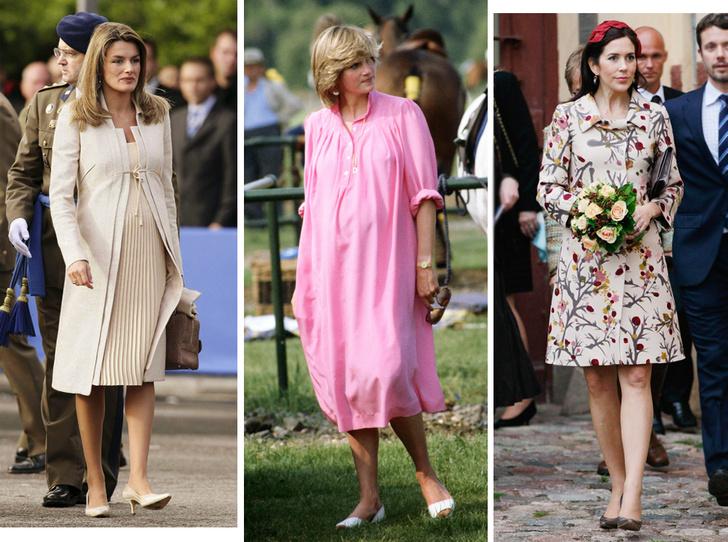 Фото №1 - Беременна будущим королем: принцессы и королевы в положении (фото)