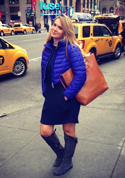 Фото №8 - Катя Жаркова: правила шопинга для девушек plus size