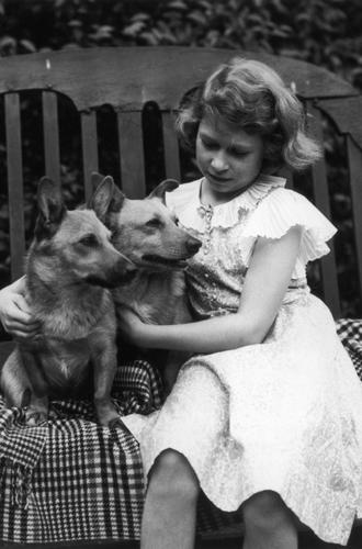 Фото №5 - Елизавета II и ее корги: история главной королевской страсти