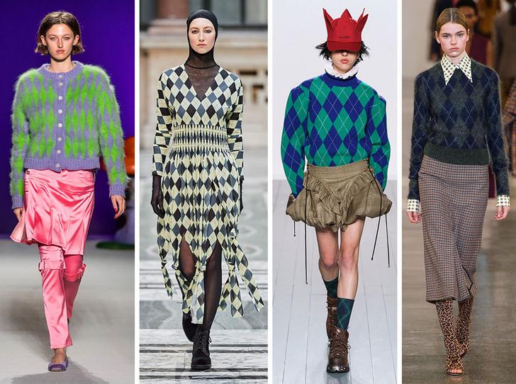 Фото №5 - 10 трендов осени и зимы 2019/20 с Недели моды в Лондоне