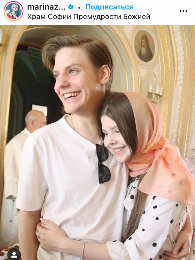 Дети Табакова, Инстаграм, фото, последние новости 2021, Марина Зудина, Павел Табаков