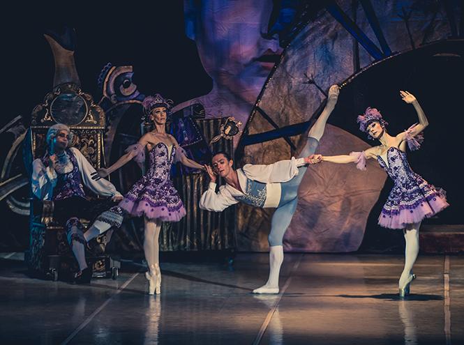 Фото №3 - Завтра начинается летний фестиваль «Балет в саду Эрмитаж»