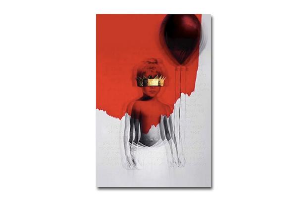 Фото №1 - Рианна представила обложку и название нового альбома