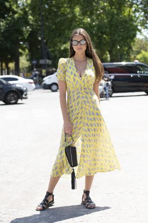 Фото №5 - Летняя классика: что такое чайное платье (и где найти самое модное)