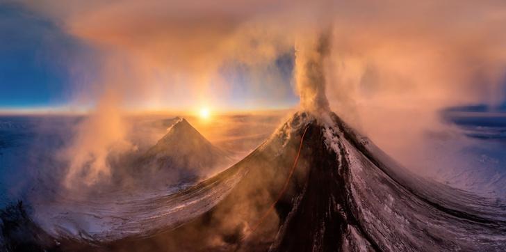 Фото №1 - Золотой вулкан