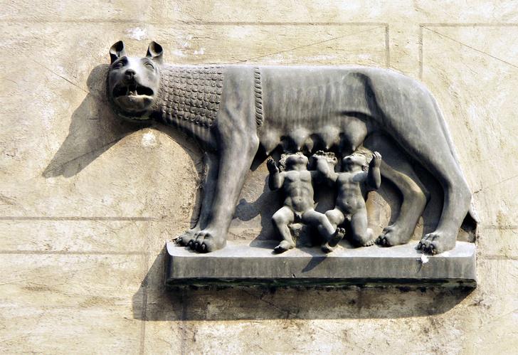 Фото №1 - 2770 лет назад… основали Рим