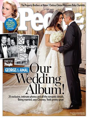 Фото №2 - Итоги-2014: самые громкие звездные свадьбы