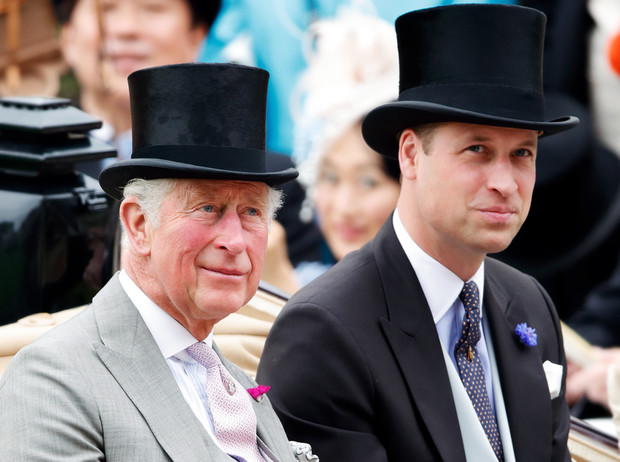 Фото №1 - Два будущих Короля: какими были отношения Чарльза и Уильяма все эти годы