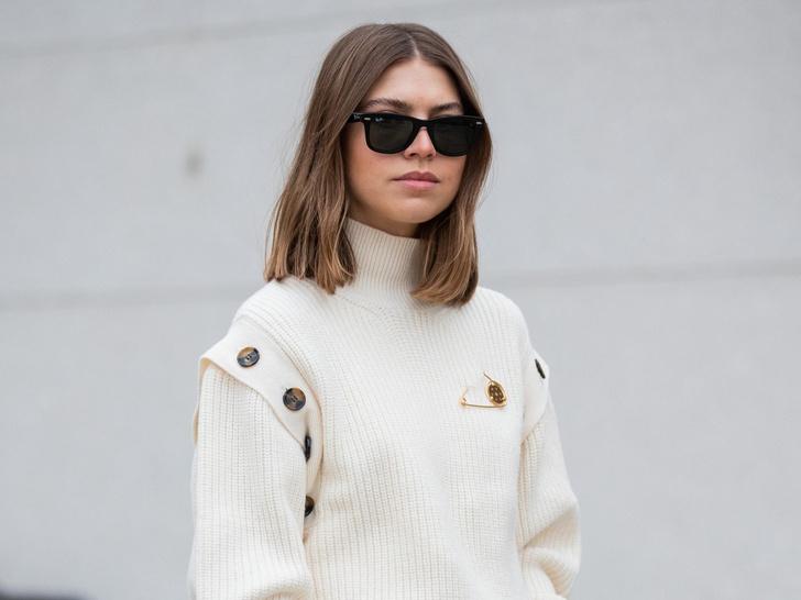 Фото №4 - Как носить броши: 12 простых и стильных способов