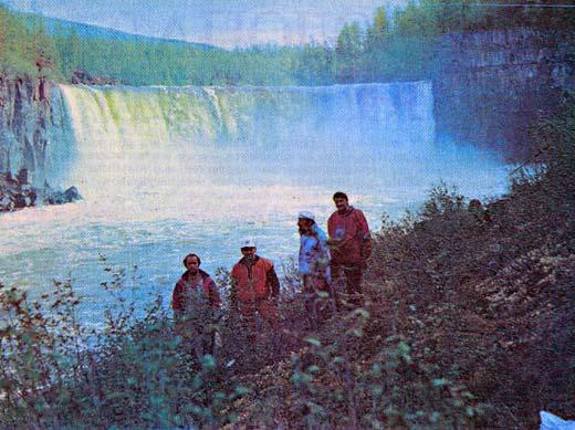 Фото №1 - От водопада к водопаду