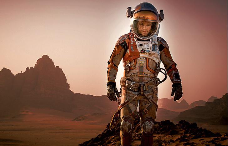 Фото №1 - Марсианские хроники