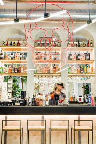 Фото №8 - Ресторан Alboroto в Мадриде