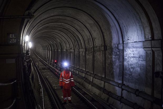 Фото №9 - Тоннель под Темзой: драматическая история строительства первого в мире тоннеля под рекой