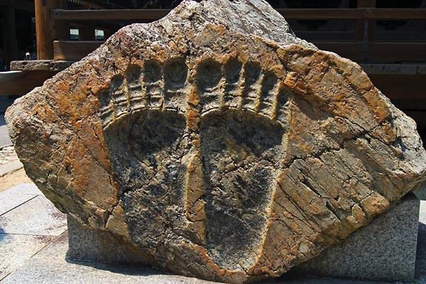 Фото №2 - Волшебные следы на мягких камнях