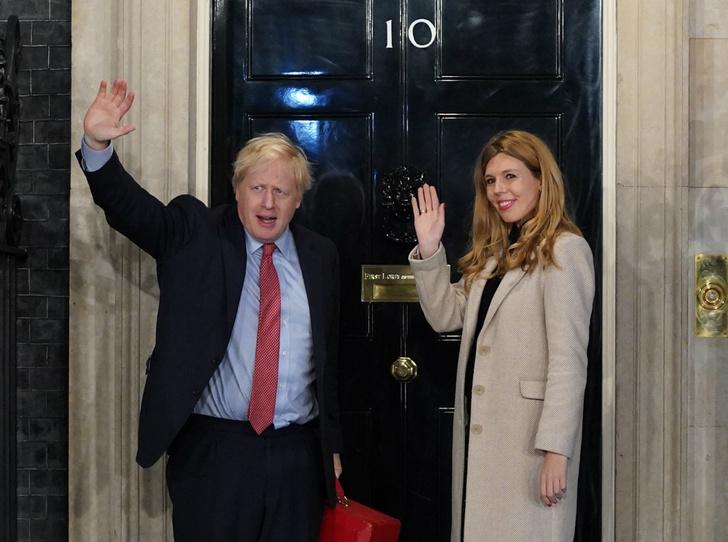 Фото №3 - Премьер-министр Великобритании Борис Джонсон тайно женился